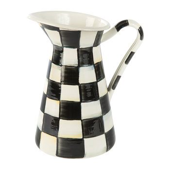 Courtly Check Practical Pitcher
