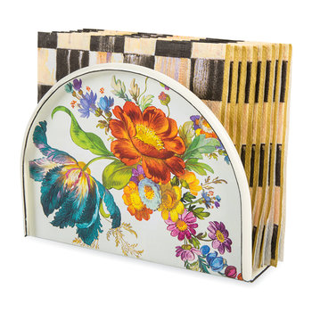 Flower Market Napkin Holder