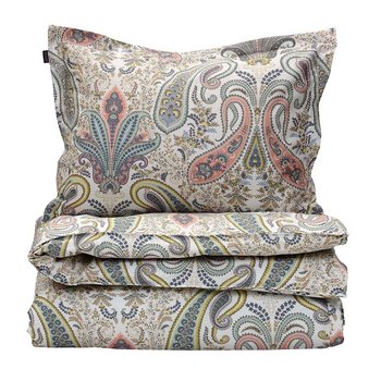 Key West Paisley Duvet Cover - Multi