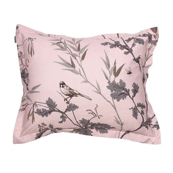 Birdfield Pillowcase - 50x75cm - Tan Rose