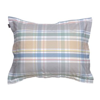 Mix Check Pillowcase - 50x75cm - Multi