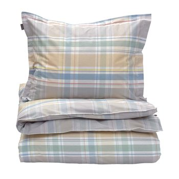 Mix Check Duvet Cover - Multi