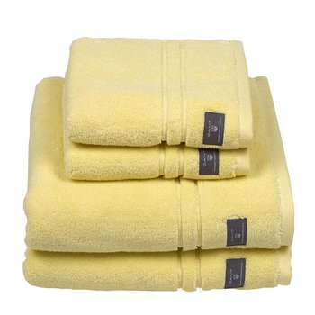 Premium Terry Towel - Pale Yellow