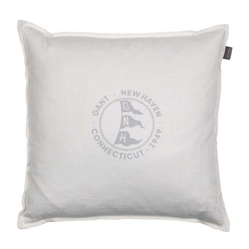 GNH Cushion - 50x50cm - White