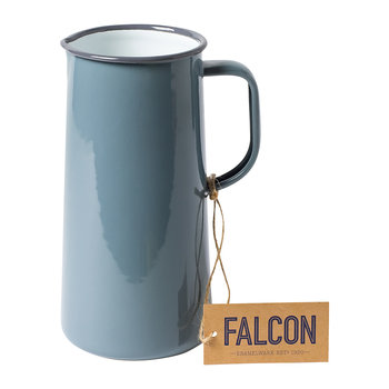 Pigeon Gray Enamel Pitcher - 3 Pints