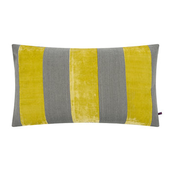 Alfred Cushion - 60x40cm - Citrine Lime