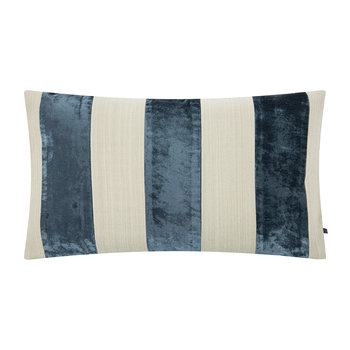 Alfred Cushion - 60x40cm - French Navy