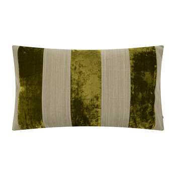 Alfred Pillow - 60x40cm - Olive
