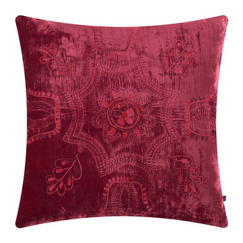 Frida Pillow - 50x50cm - Raspberry