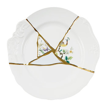 Kintsugi Dinner Plate - Design 2