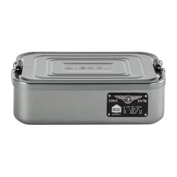 Aluminum Bento Box with Lid