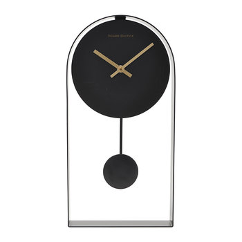 Black Art Clock