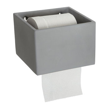Cement Toilet Roll Holder