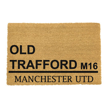 Football Stadium Door Mat - Old Trafford