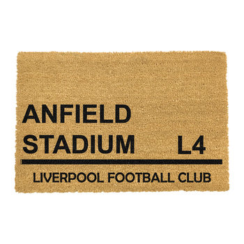 Football Stadium Door Mat - Anfield