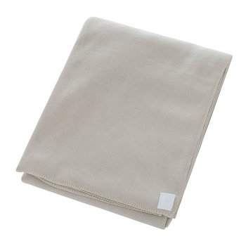 Soft Fleece Blanket - Clay