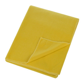 Soft Fleece Blanket - Curry