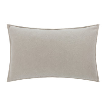 Soft Fleece Cushion - 30x50cm - Clay