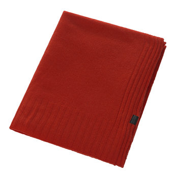 Hot Cashmere Throw - 110x150cm - Orange