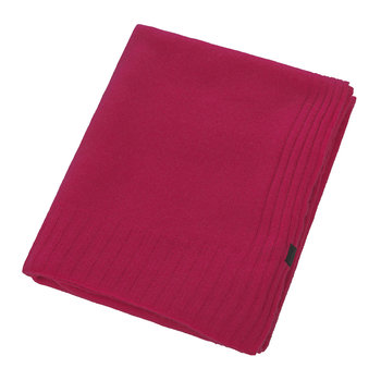 Hot Cashmere Throw - 110x150cm - Shocking Pink