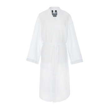 Stay Bathrobe - White