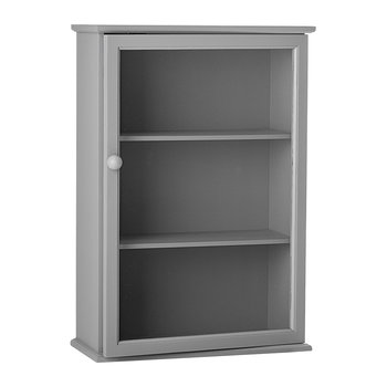 Grey Pine Cabinet