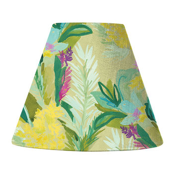Jungle Tapered Lampshade