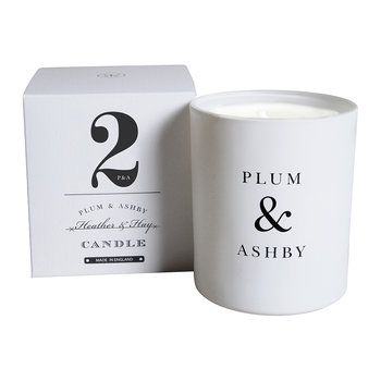 Numbered Collection Scented Candle - Heather & Hay
