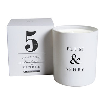 Numbered Collection Scented Candle - Eucalyptus