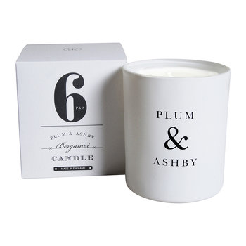Numbered Collection Scented Candle - Bergamot