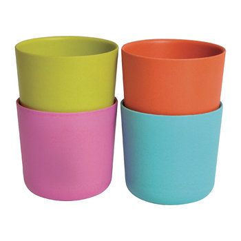 Bambino Cups - Set of 4 - Pop