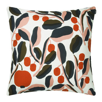 Jaspi Cushion Cover - 50x50cm - White/Red/Yellow/Blue