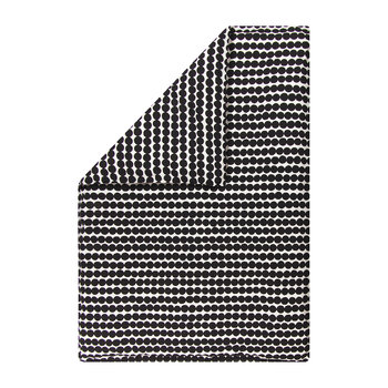 Rasymatto Quilt Cover - White/Black
