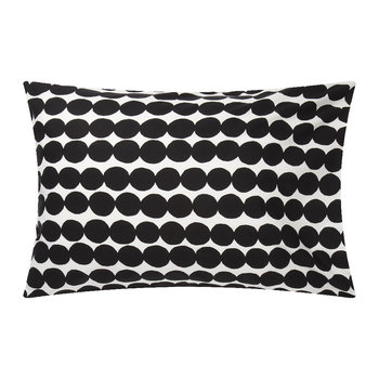 Rasymatto Pillowcase - White/Black