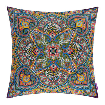 Chesham Cushion - 60x60cm - Purple