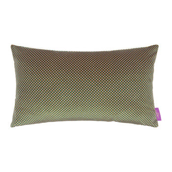 Morgan Cushion - 30x50cm - Dark Green
