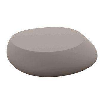 Stone Coffee Table - Taupe