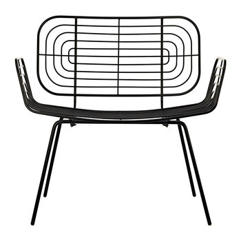 Boston Lounge Chair - Black
