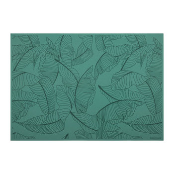 Summer Bounty Jungle Placemat - Green