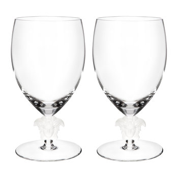Medusa Lumiere 2nd Edition Water Glasses - Set of 2