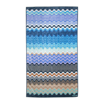 Lara Beach Towel - T170
