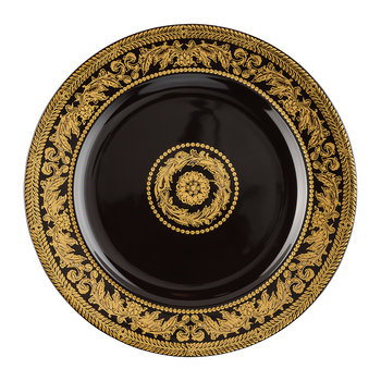 25th Anniversary Gold Baroque Plate - Limited Edition