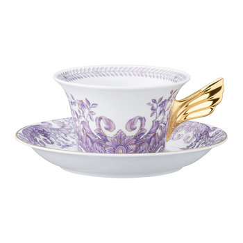 25th Anniversary Le Grand Divertissement Teacup & Saucer - Limited Edition