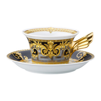 25th Anniversary Prestige Gala Teacup & Saucer - Limited Edition