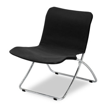 Lise Garden Chair - Black