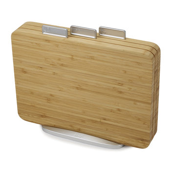 Index Cutting Boards - Bamboo