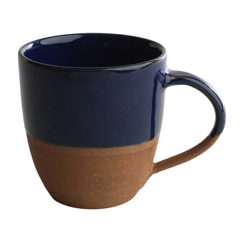 Mali Terracotta Large Mug - Navy