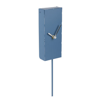 Minuto Wall Clock - Blue Universe