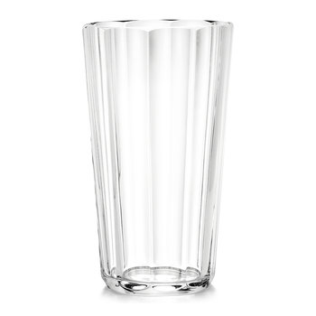 Verre highball cristal Isabel taillé main
