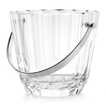 Isabel Hand Cut Crystal Ice Bucket